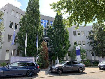 flexible Büroflächen – Ausbau nach Mieterwunsch – sehr gute Verkehrsanbindung, 68219 Mannheim, Bürofläche